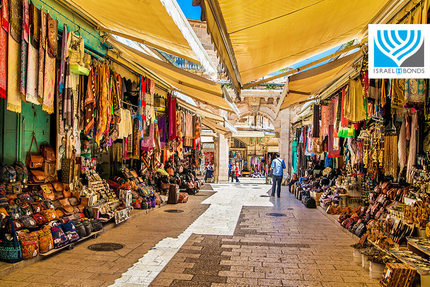 Old City Market - Jerusalem